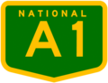 Australian Alphanumeric State Route A1.png