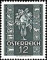 Austria Stamp 12Schilling 1937 issue.jpg