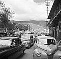 Auto's in een straat in Caracas in Venezuela, Bestanddeelnr 252-8483.jpg