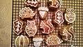Autumn Animal Cream Cakes (25619635404).jpg