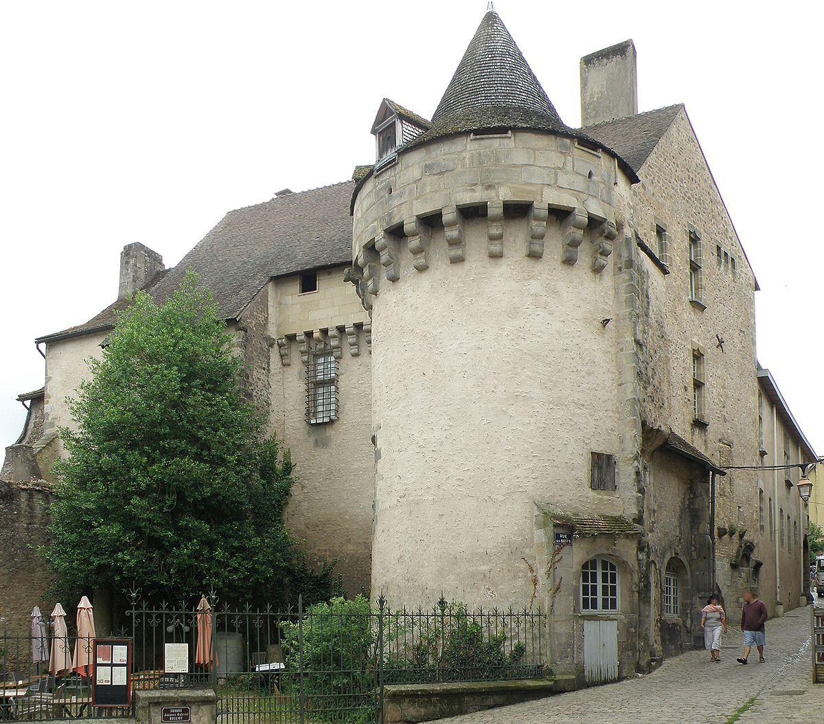 Rue Du Chancelier Letang La Ville