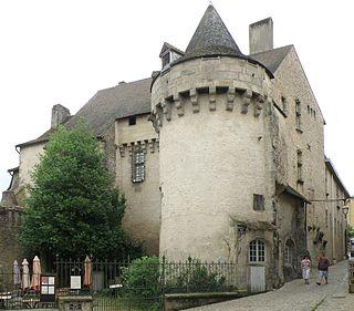 Musée Rolin museum in Autun, France