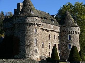 Auzers - Chateau