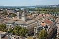 Avignon Vaucluse ; place de l'Hôtel de Ville.jpg