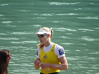 Kim Brennan Australian rower