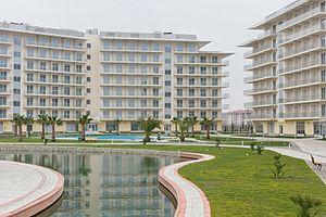 Azimut Hotels - Image: Azimut Hotel Sochi