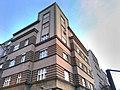 Bělehrad, Savski Venac, rohový dům.jpg