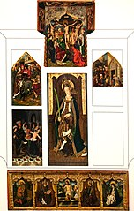 altarpiece of Sainte Engratia