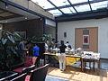 BJ 北京 Tour Beijing 嵗吉府餐廳 restaurant buffet table Aug-2010.JPG