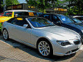 BMW 650i Cabriolet 2008 (14971804771).jpg