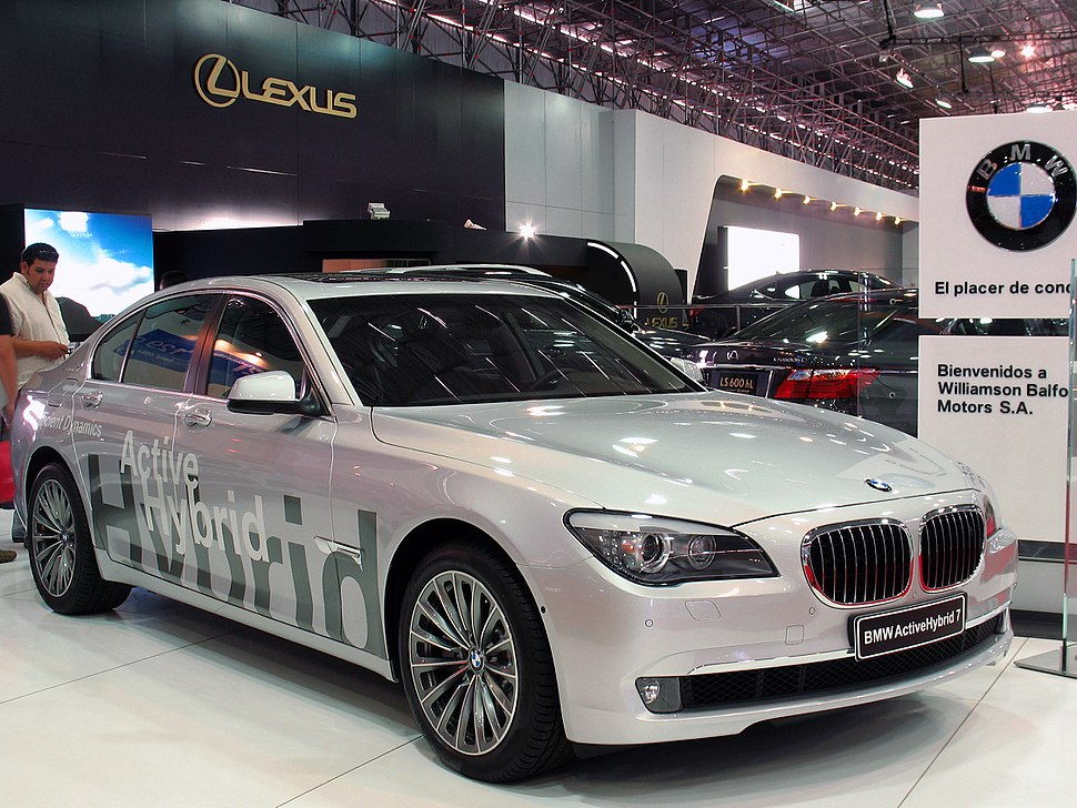 BMW ActiveHybrid 7 2010 (14405771889)