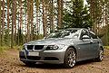 BMW E90 Fatijärvellä 1.jpg