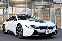 BMW i8 by Japan specification.jpg