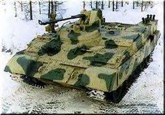 BTR (vehicle) - Russian BTR-T