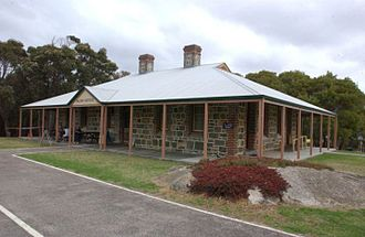 History of Albany, Western Australia - Light Horse memorial building at Princess Royal Fortress