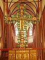 Bad Doberan Münster Innen Kreuzaltar Jesusseite 4.JPG