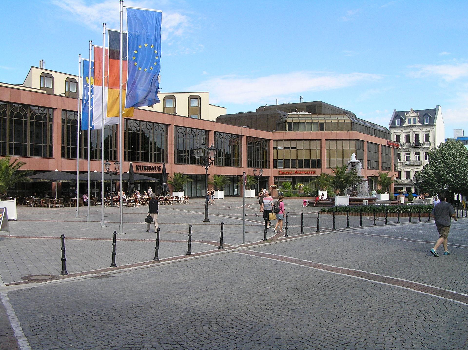 Kurhaus Bad Homburg – Wikipedia