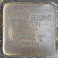 Bad Neuenahr Stolperstein Schlomo Benjamin Epstein 2901.JPG