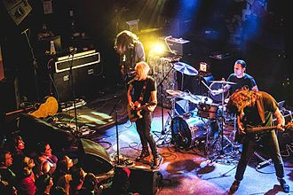 Badflower - Image: Badflower live at The Sinclair in Cambridge, MA 2016
