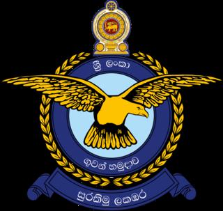 Sri Lanka Air Force Air warfare branch of Sri Lankas military forces