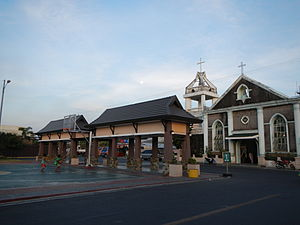 Bagac, Bataan - Municipal Plaza