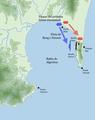 Bahía de Algeciras Toma de Gibraltar 1704.png