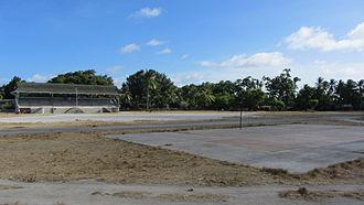 Bairiki National Stadium - Bairiki National Stadium