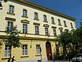 Bakáts Music Primary School. Built in 1838. - 12-B Bakáts Sq., Budapest.jpg