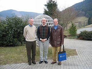 Michel Balinski Swiss-born Polish mathematician
