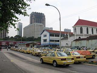 Pengurusan Terminal Teksi Johor Bahru Singapore Taxi Terminal
