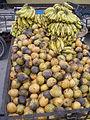 Bananas mangoes Peru market cart.jpg