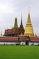 Bangkok Grand Palace Wat Phra Kaew triple.jpg