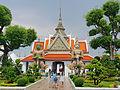 Bangkok along the Chao Phraya and Wat Arun (14881760807).jpg