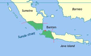 Baduy Indigenous Ban - Banten region.