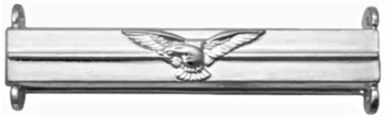 Ribbon bar for a 2nd award Bar to the Air Force Cross.png