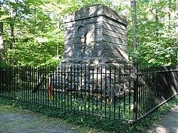 Baron von Steuben Monumental Tomb Jul 10.jpg