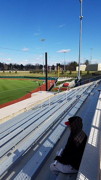 Bart Kaufman Field - Right Field from South stands