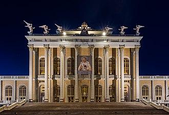 Basilica of Our Lady of Licheń - Image: Basílica de Nuestra Señora de Licheń, Stary Licheń, Polonia, 2016 12 21, DD 54 56 HDR