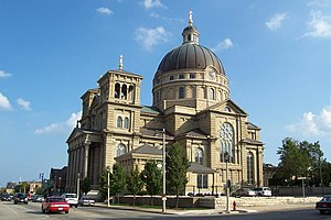 Josaphat Kuntsevych - The Basilica of St. Josaphat in Milwaukee