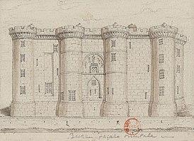 Bastille Exterior 1790 or 1791.jpg