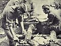 Bataljonska kuhinja na Mrzli Jami v začetku novembra leta 1943.jpg