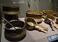 Bateria de cuina, s. I - III dC, Neupotz, Museu Històric del Palatinat (Speyer).JPG