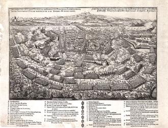 Battle of Khotyn (1673) - Battle of Khotyn 1673