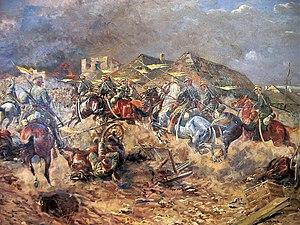 Slutsk Defence Action - Battle of Slutzk 1919