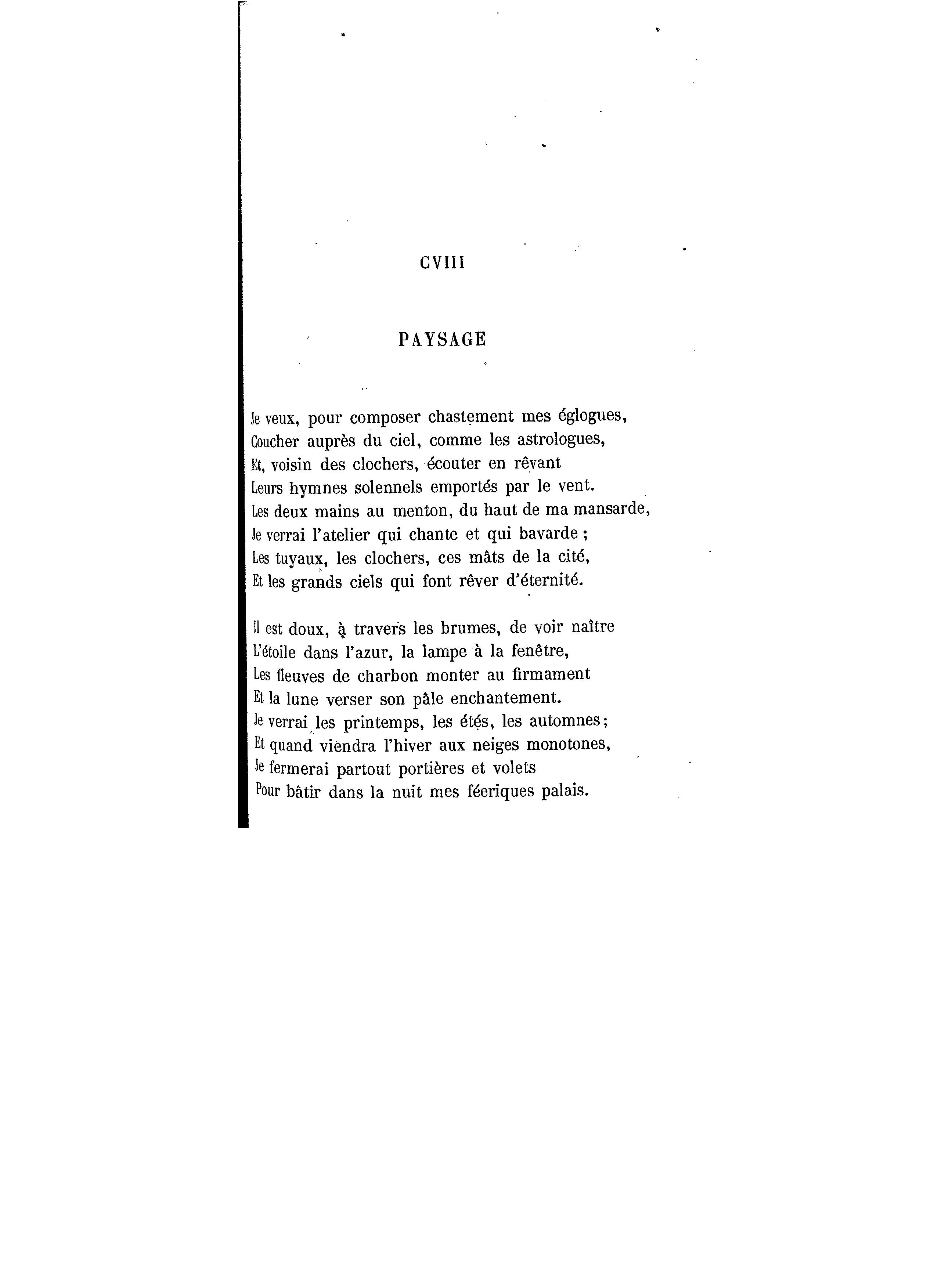 Charles Baudelaire - poems - PoemHunter.Com