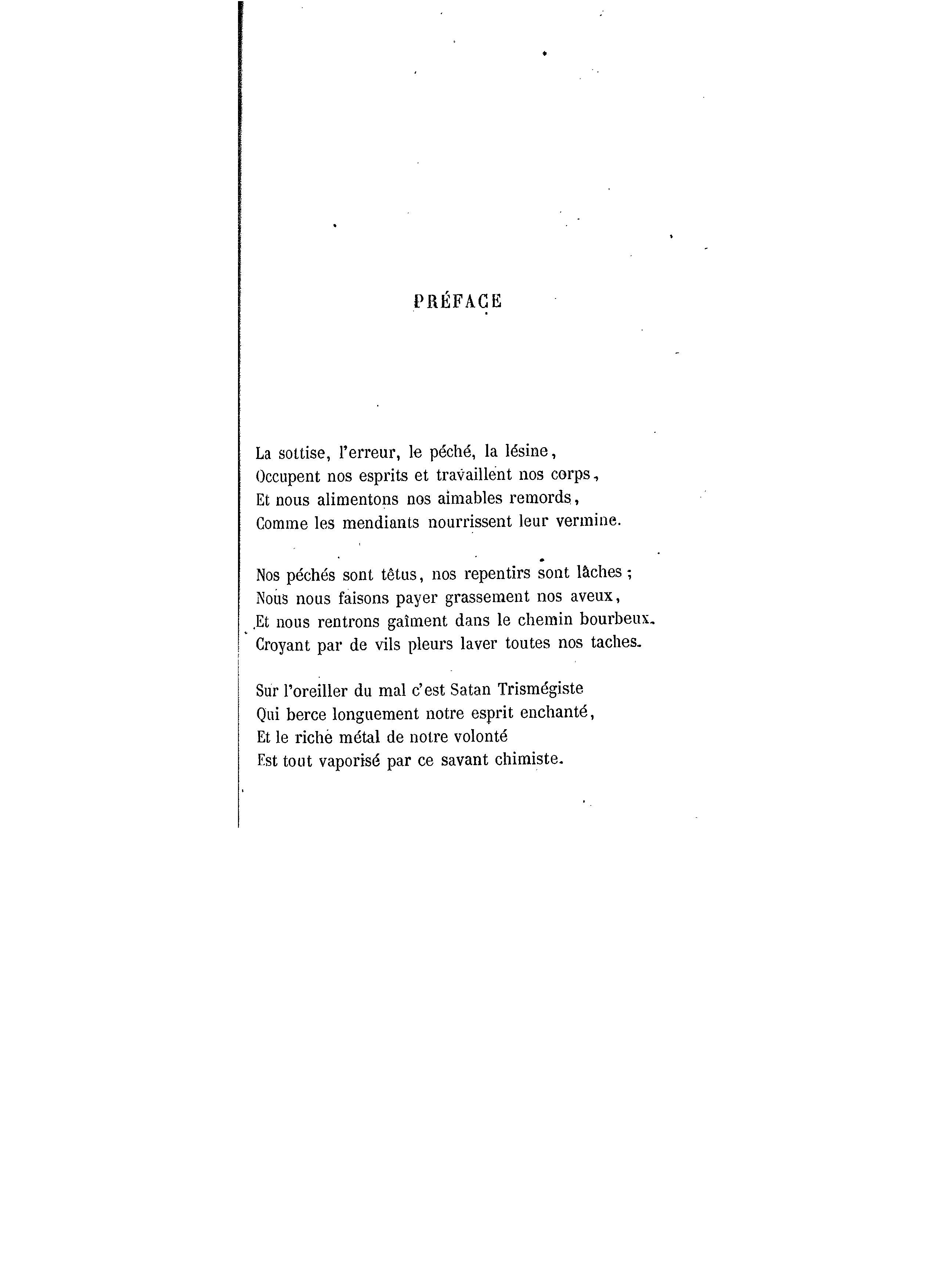 baudelaire les fleurs du mal pdf
