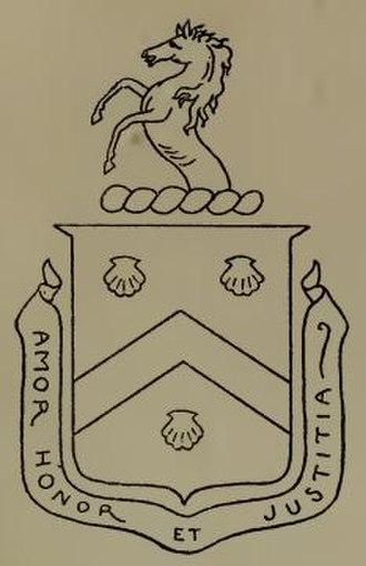 Bayard family - Image: Bayard Coat of Arms