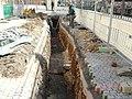 Bayreuth Stadtmauer Ausgrabung 2017-09-20.jpg