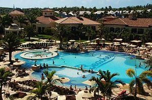 Beaches Resorts - Image: Beaches Resort Pool Turks & Caicos (6709609799)