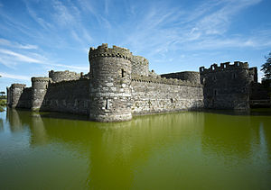 Beaumaris - Image: Beaumaris Castle (8074243202)